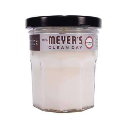 4.9 oz. Clean Day Glass Candle (case/6)