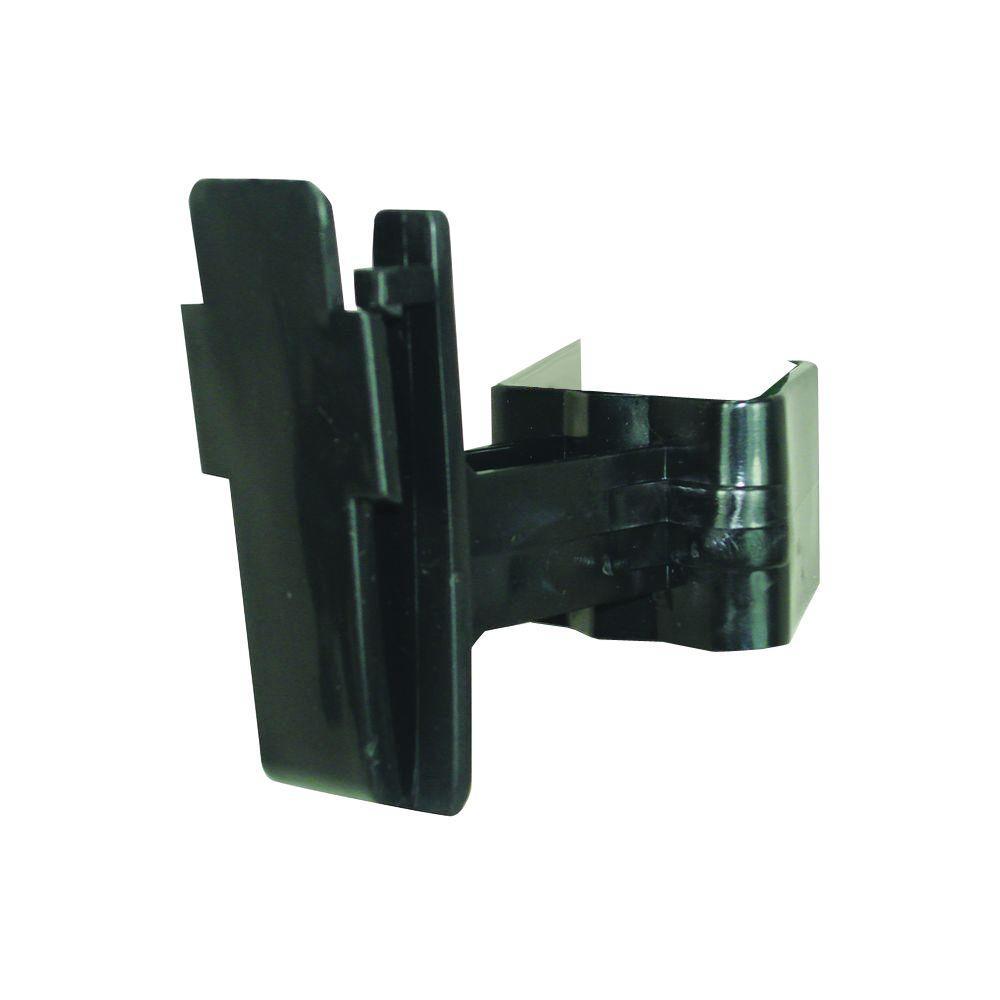 T-Post - 2 in. Polytape Insulator - Black