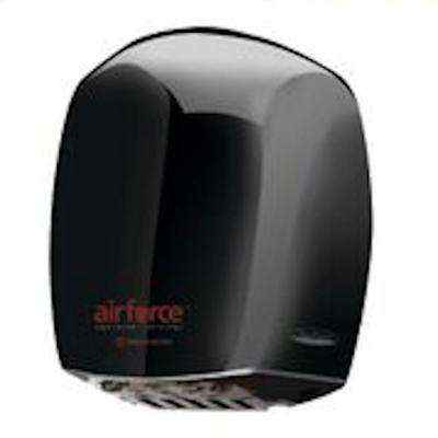 Airforce Hand Dryer in Black