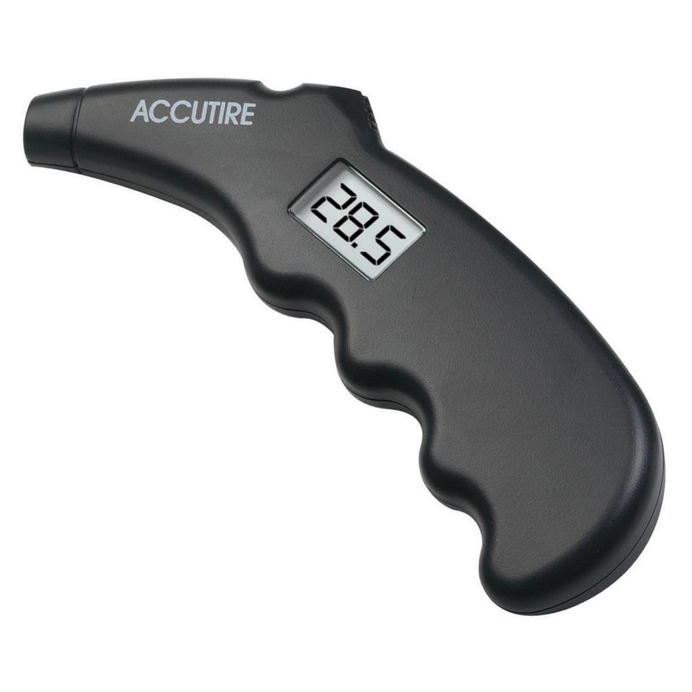 Accutire Pistol Grip Digital 5-99 psi Tire Gauge