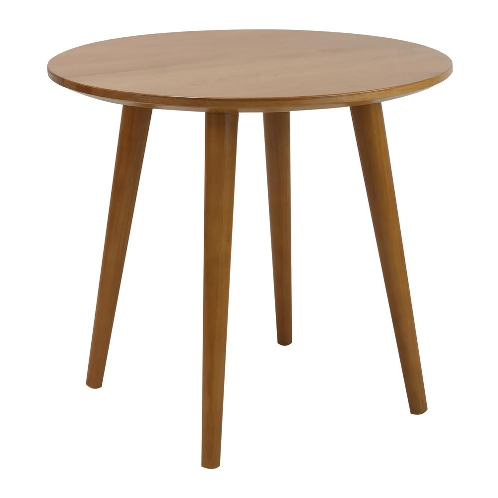 American Trails Mesa Natural Solid Cherry Top End Table