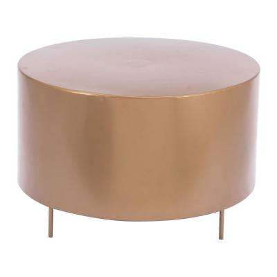 Bor Gold Coffee Table