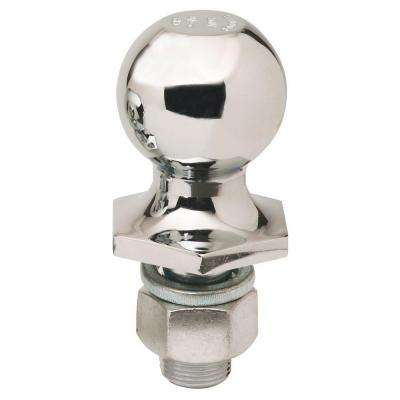 2-5/16 in. Steel Interlock Hitch Ball