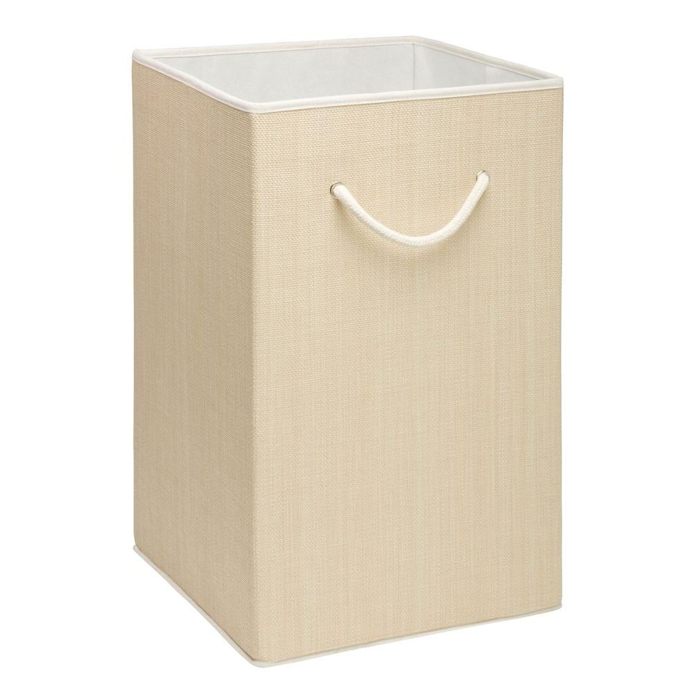 Square Laundry Hamper with Handles