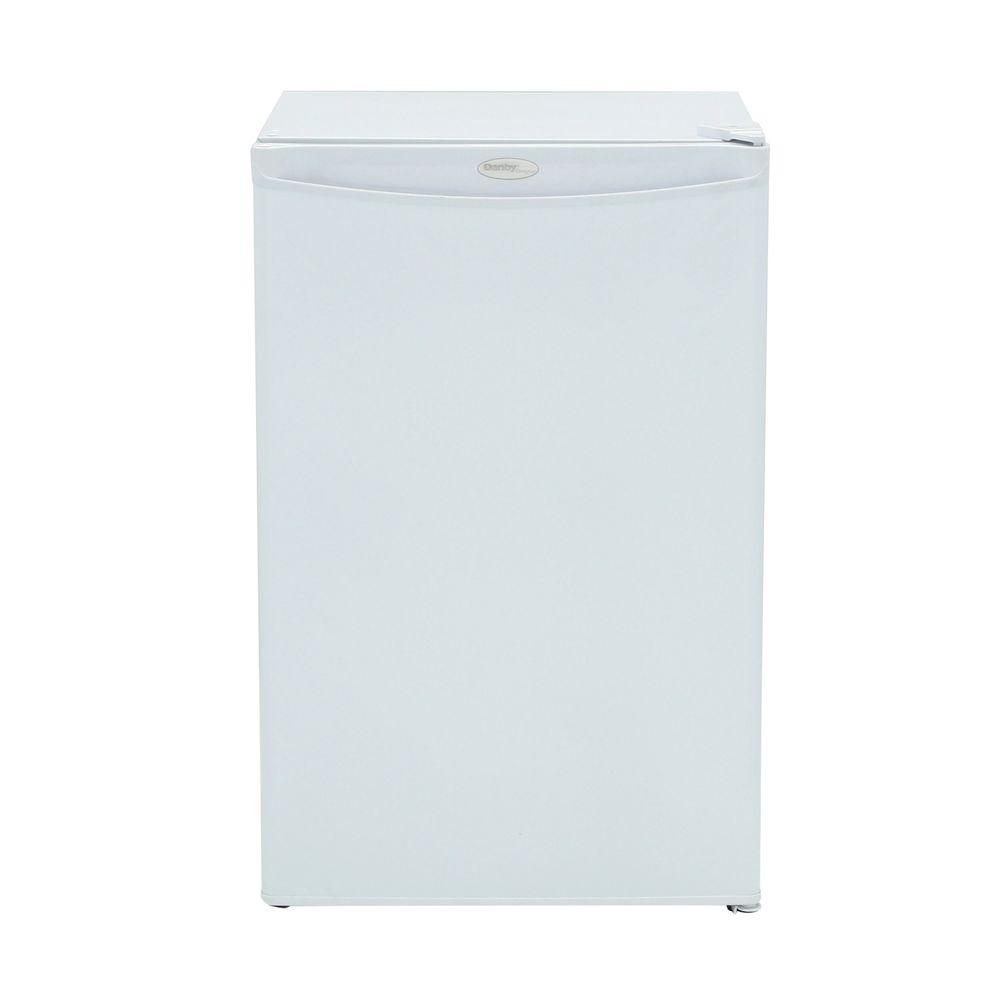 5f1632ae007 Danby 4.4 cu. ft. Mini Fridge in White-DAR044A4WDD-3 - The Home Depot