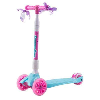 Sweetie Folding Scooter for Kids