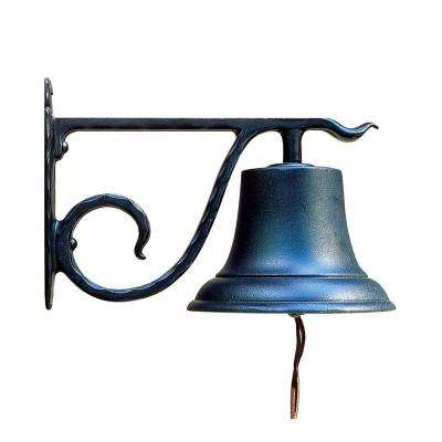 Black Large Country Bell
