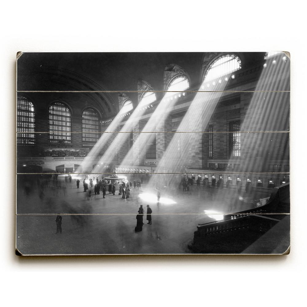 ArteHouse 25 In X 34 In NYC 1940s Grand Central
