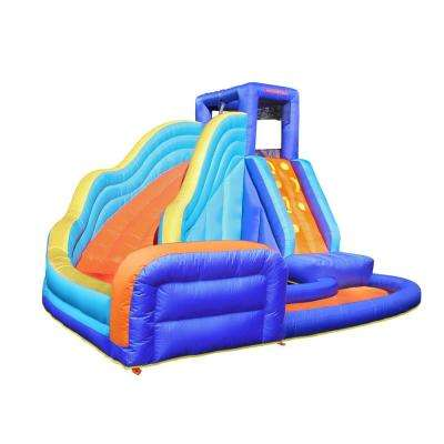 Big Wave Inflatable Water Slide