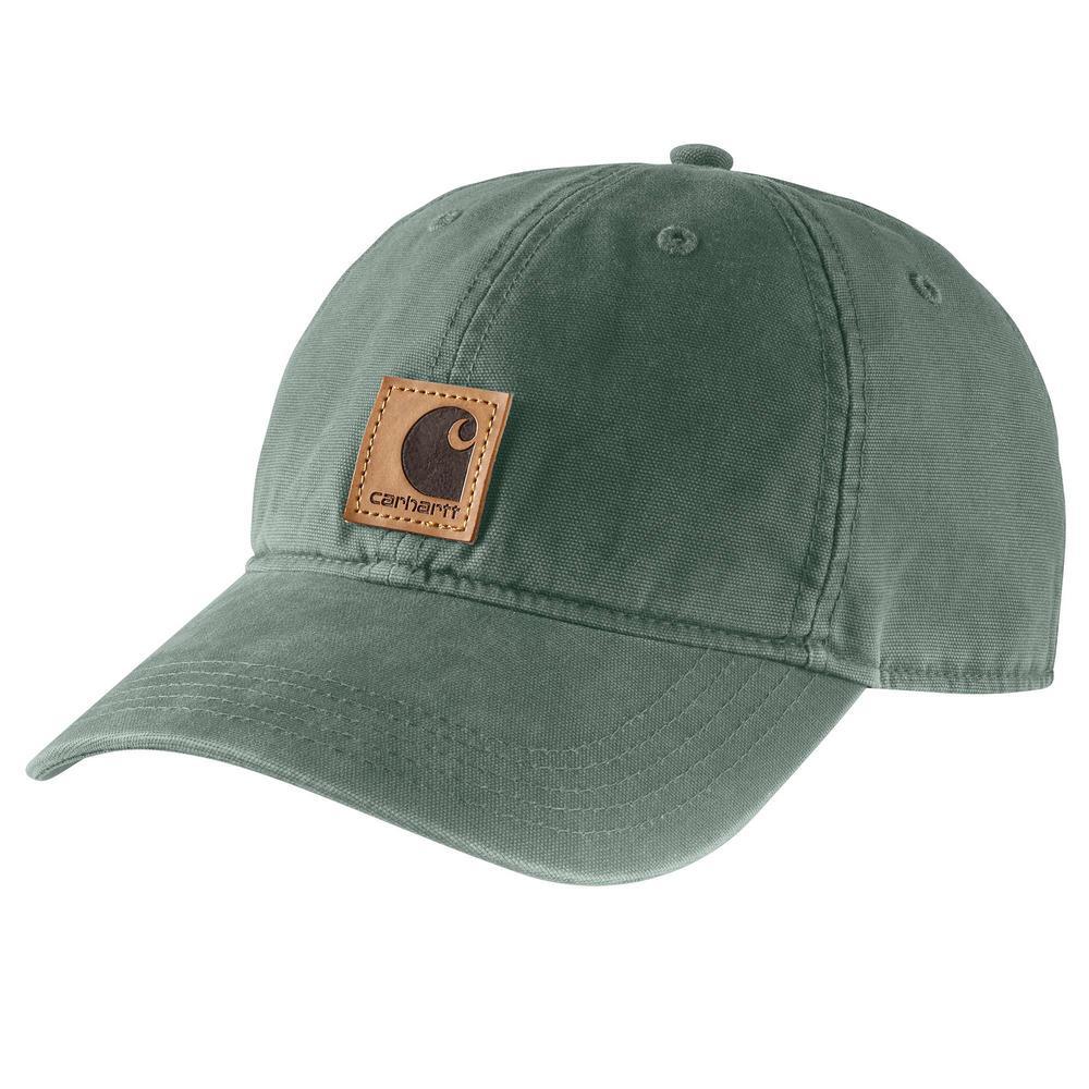 d910df59ebe Carhartt mens ofa duck green cotton odessa cap hat liner jpg 1000x1000  Carhartt duck hat