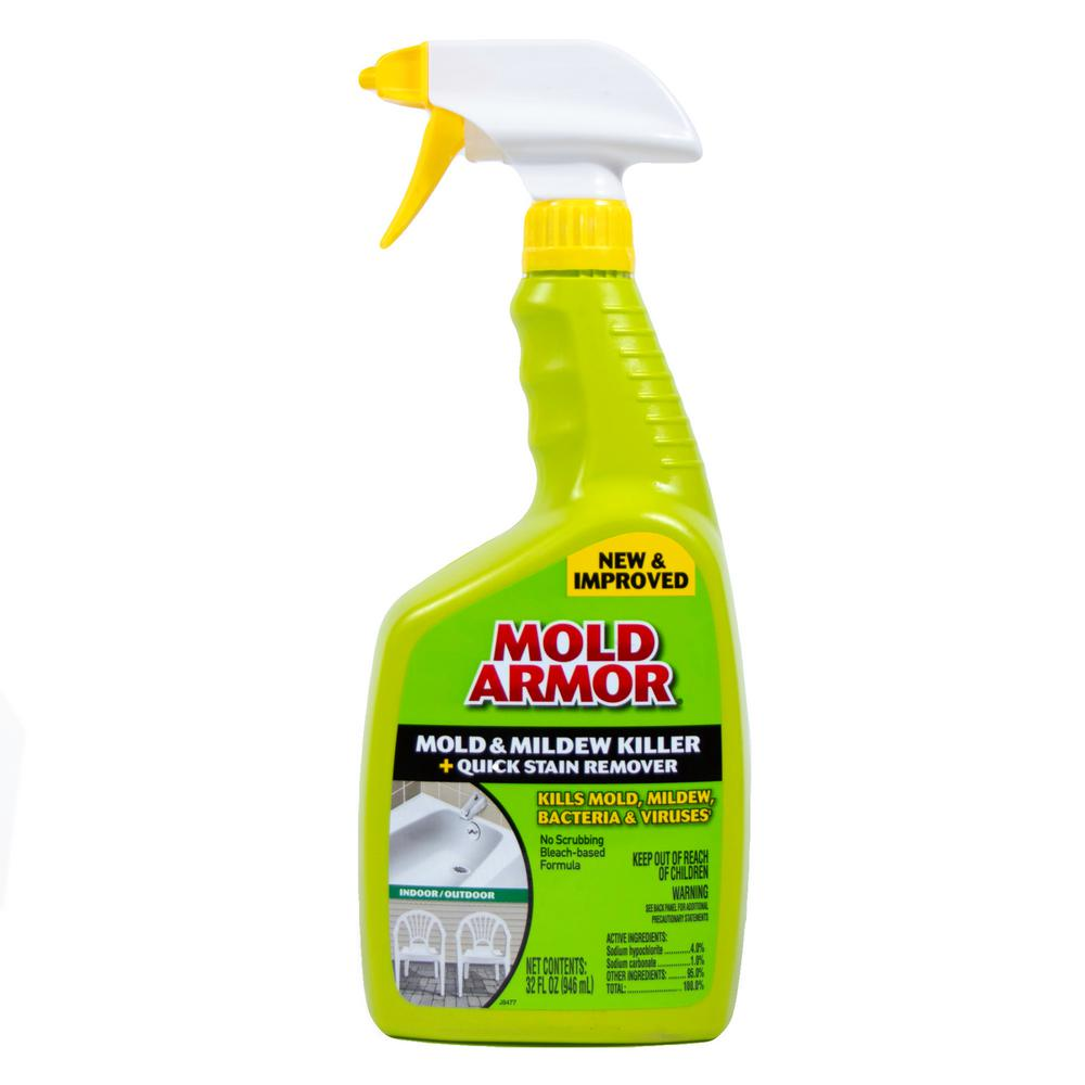 Mold Armor 32 oz. Mold and Mildew Killer with Quick Stain Remover