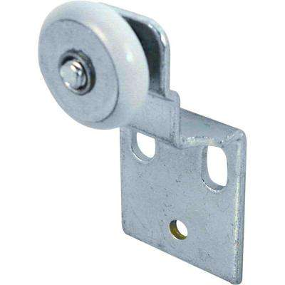Attractive Bypass Closet Door Top Hung Back Rollers And Brackets (2 Pack)