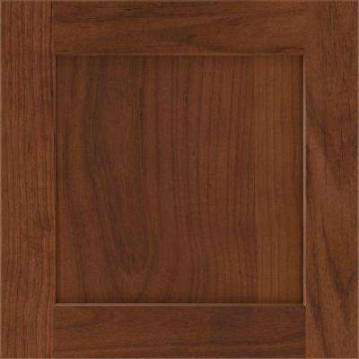 14.5x14.5 in. Cottage Cabinet Door Sample in Barrel