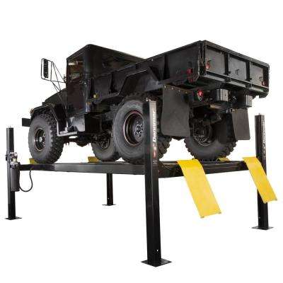 D-12 12,000 lbs. Capacity 4-Post Lift