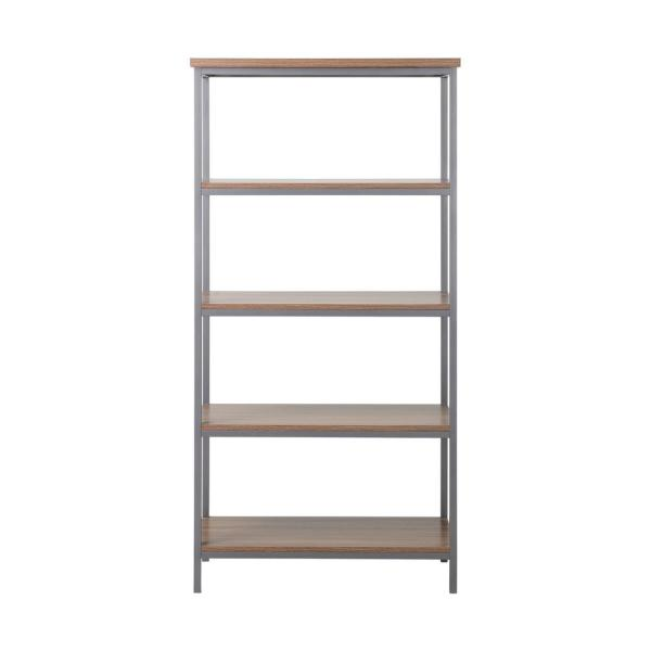 Natural Open Bookcase Z1510343