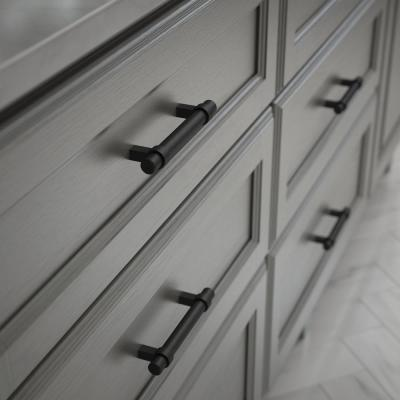 3 3 4 In Drawer Pulls Cabinet Hardware The Home Depot