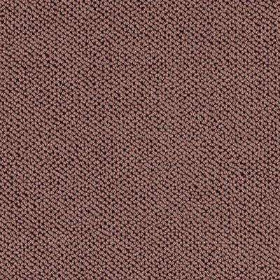 Deliverable - Color Cafe Mocha Loop 12 ft. Carpet