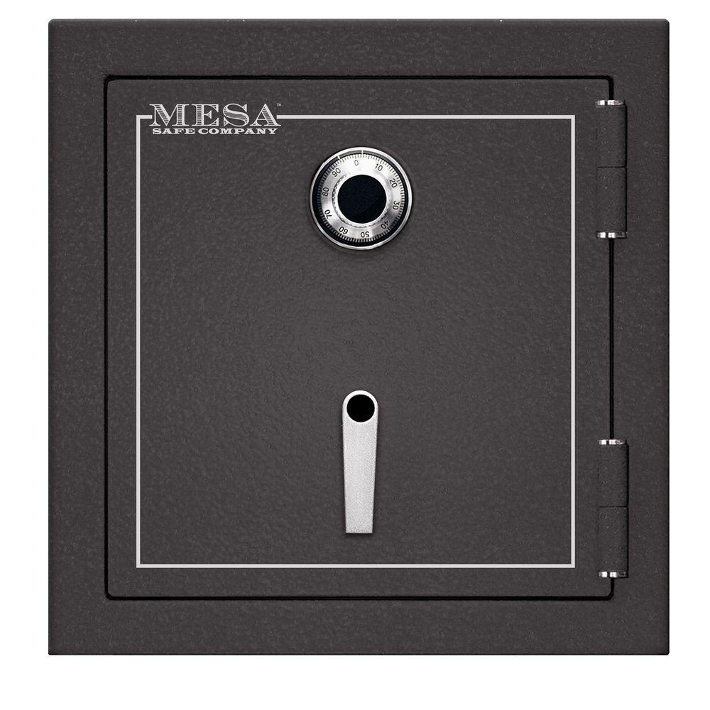 MESA 3.3 cu. ft. Fire Resistant Combination Lock Burglary and Fire Safe