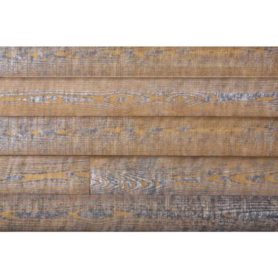 Thermo-treated 1/4 in. x 5 in. x 4 ft. Camo Barn Wood Wall Planks (10 sq. ft. per 6-Pack)