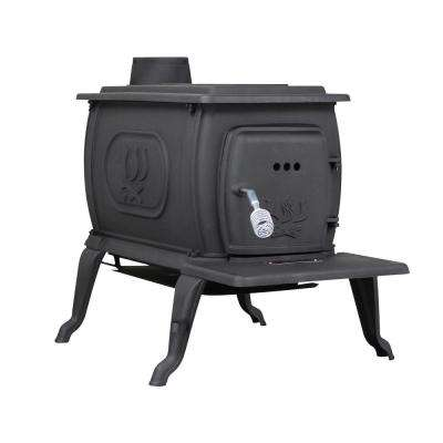 Logwood 1600 sq. ft. EPA Certified Cast Iron Wood Stove