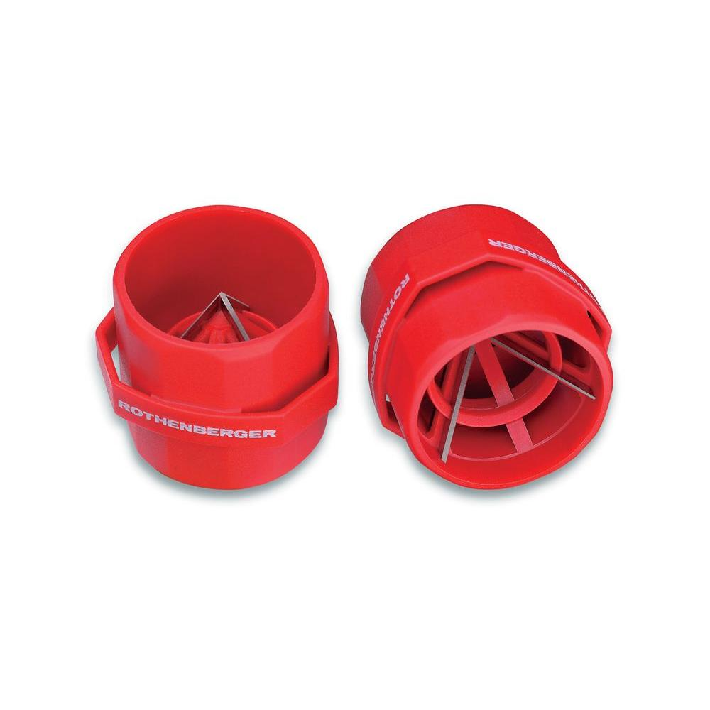 1 8 in x 1 5 8 in internal external deburring tool for for Copper to plastic