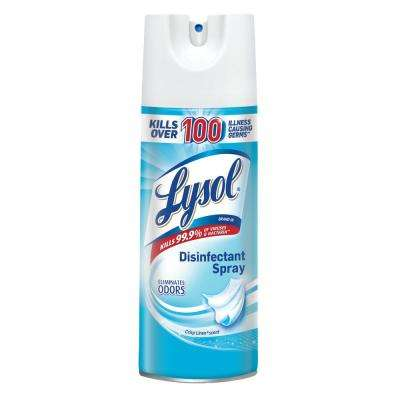 12.5 oz. Crisp Linen Disinfectant Spray