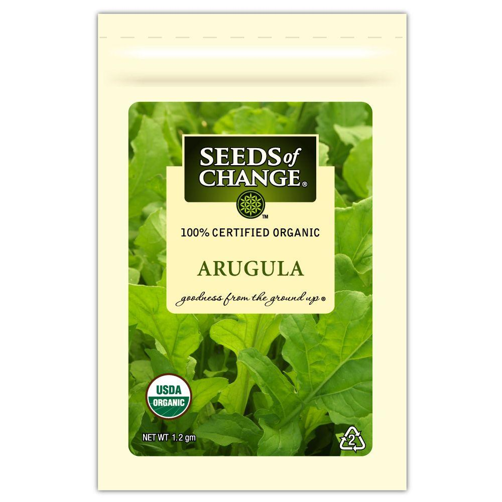 Arugula Seeds Pack