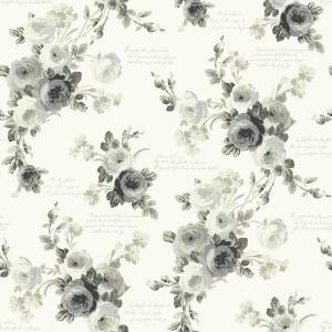 Magnolia Home by Joanna Gaines 56 sq. ft. Magnolia Home Heirloom Rose Removable Wallpaper by Magnolia Home by Joanna Gaines