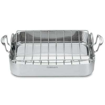 MultiClad Pro 6 Qt. Stainless Steel Roasting Pan