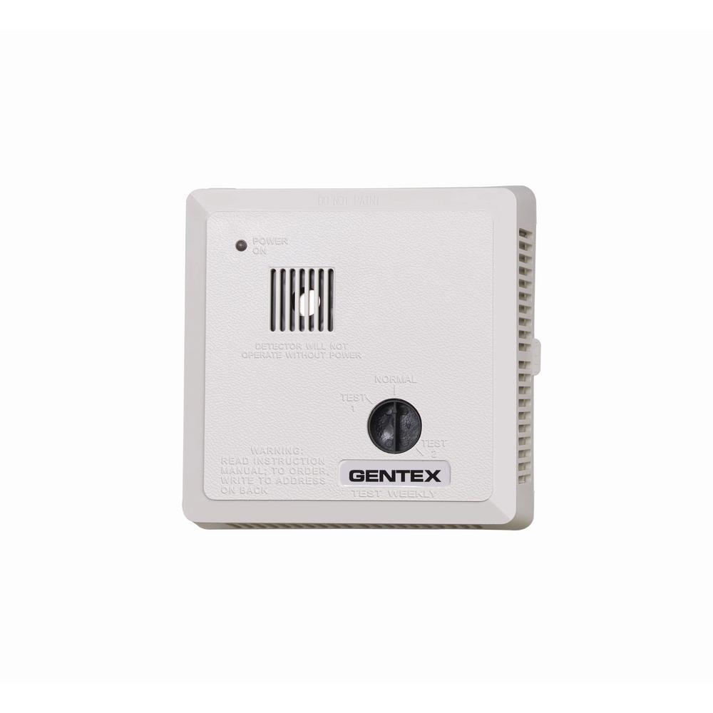 Gentex Battery Operated Photoelectric Smoke Alarm