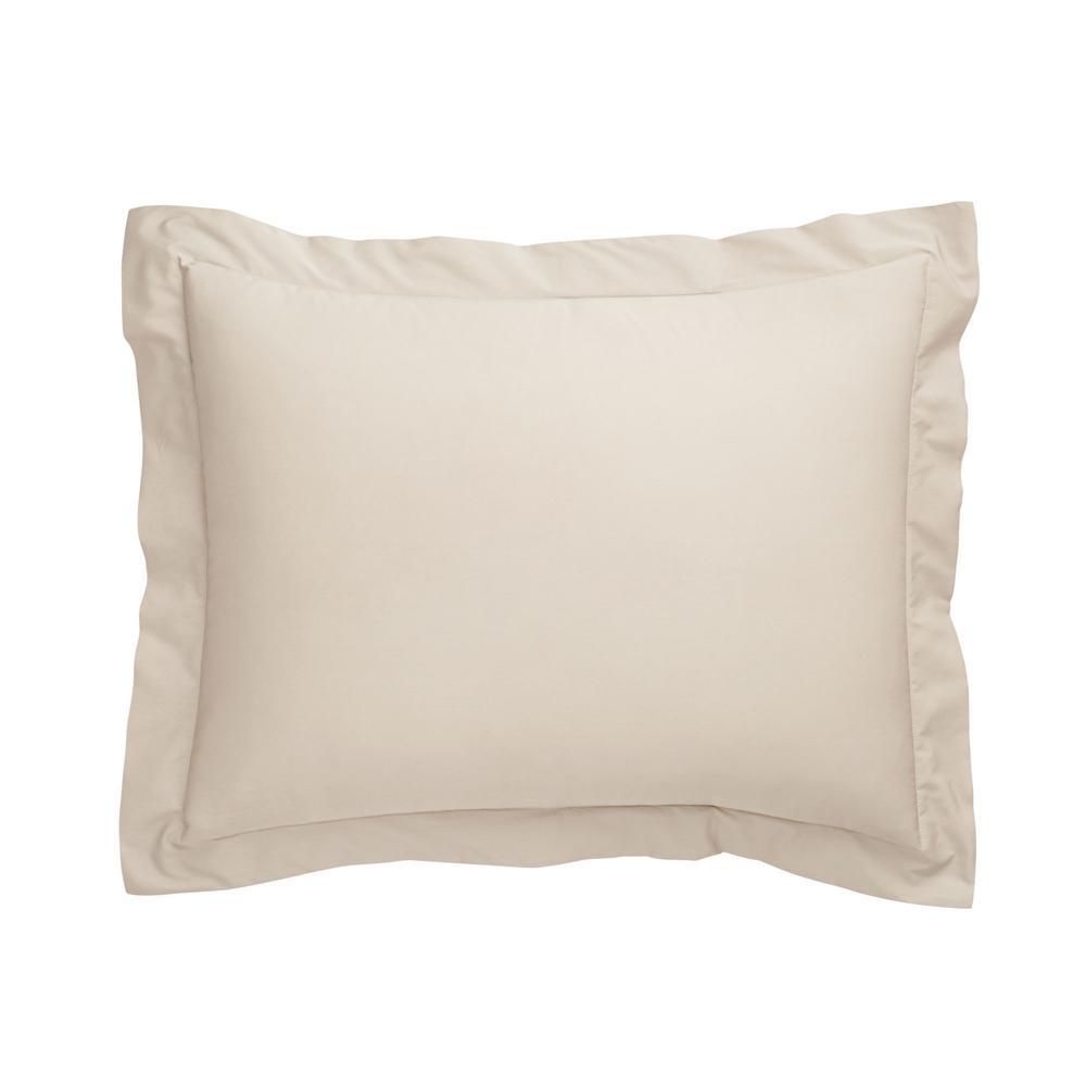 Company Cotton Percale Sham