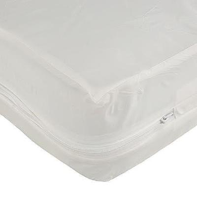 Hygea Natural Bed Bug, Vinyl, and Waterproof Full Mattress Or Box Spring Cover