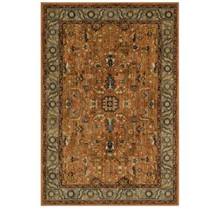 Mariah Spice 8 ft. x 10 ft. Area Rug