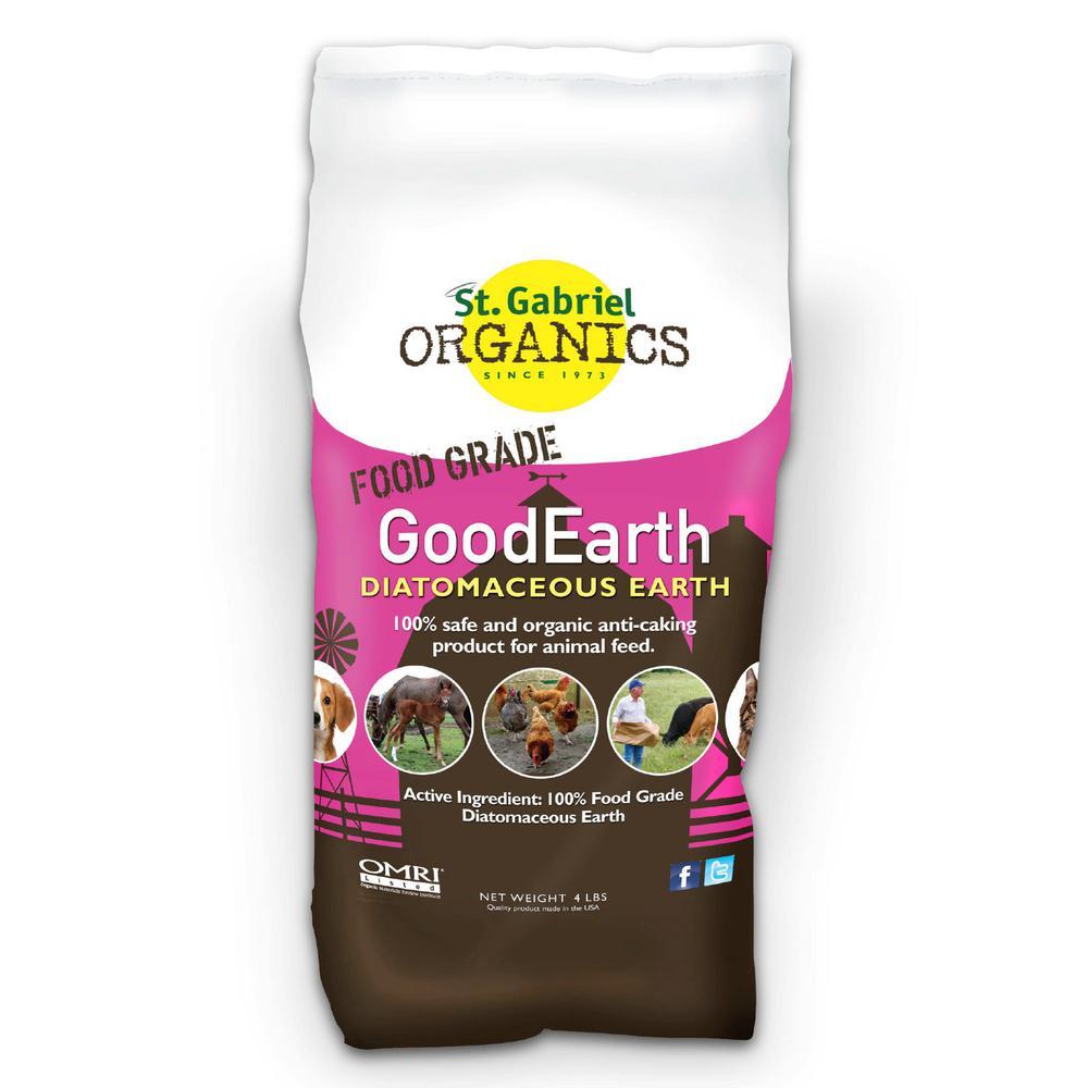 Goodearth Food Grade Diatomaceous Earth