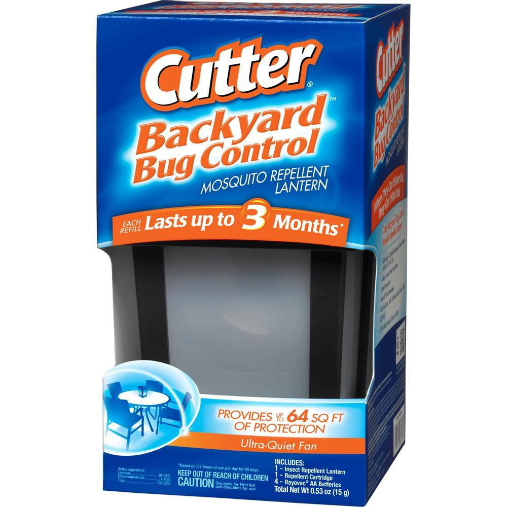 Cutter Backyard Bug Control Mosquito Repellent Lantern-HG ...