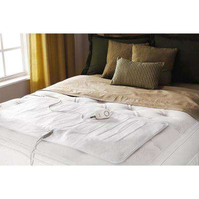 Comfy Toes Queen and King Heated Mattress Pad