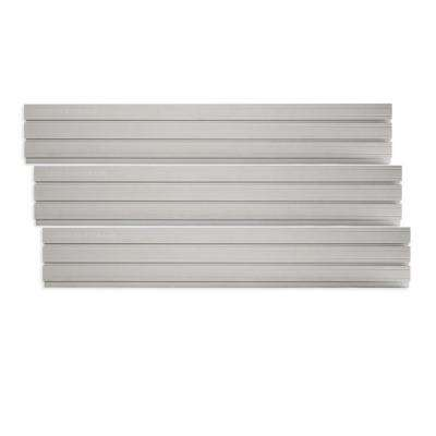 FastTrack Garage Slat Wall Panel Bundle Kit (3-Piece)