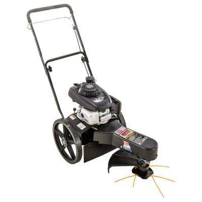 22 in. - 4.4 HP Honda Gas Deluxe Walk-Behind String Trimmer