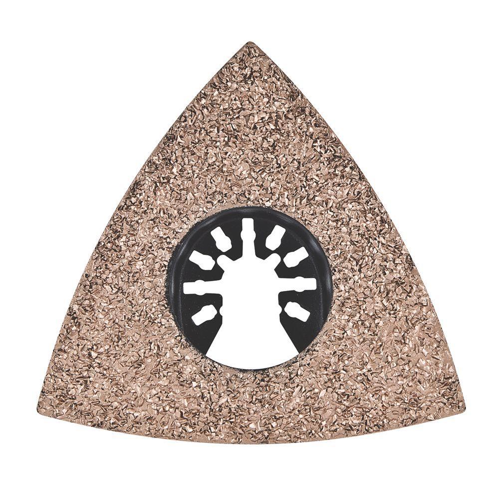 3-1/8 in. Triangular Carbide Rasp