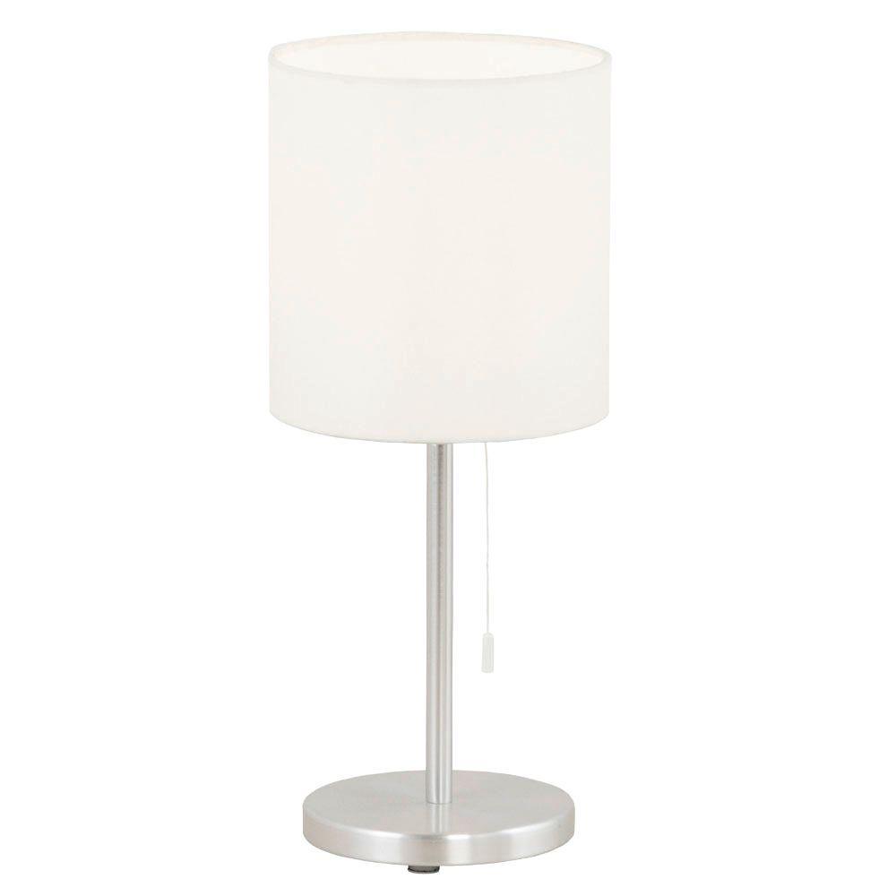 Merveilleux EGLO Sendo 11.8 In. 1 Light Aluminum Table Lamp