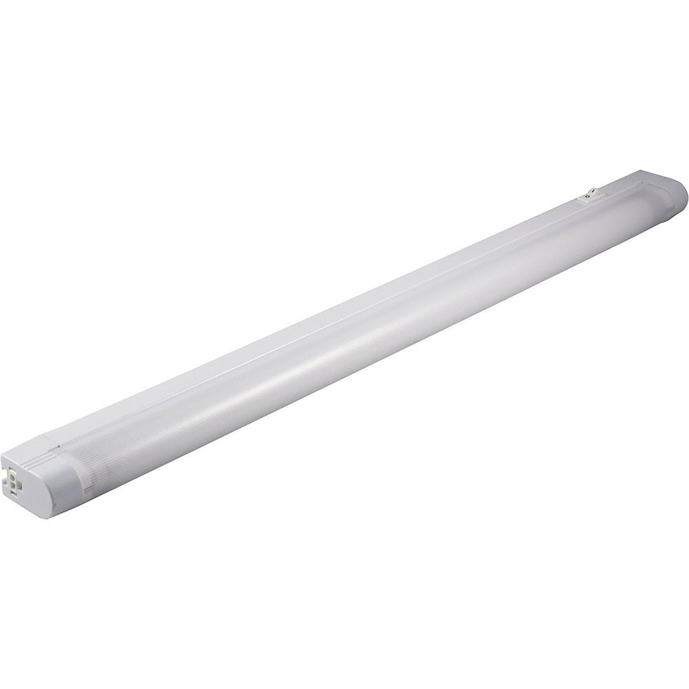 best loved a0412 44353 GE Slim Line 23 in. Fluorescent Under Cabinet Light Fixture