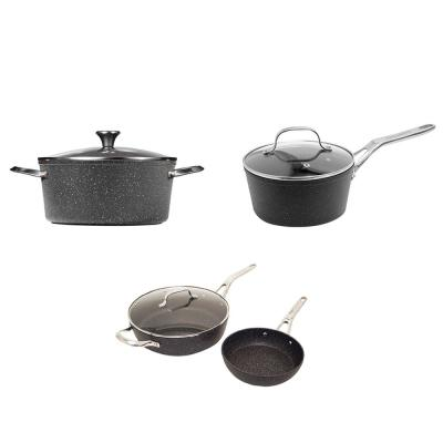 One Pot 7.2 qt. Stock Pot with Lid and Cookware Kit