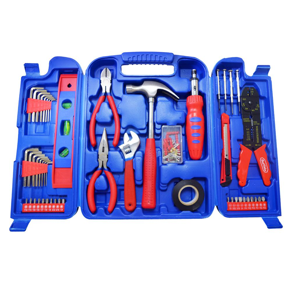Best Value Homeowners Tool Set 100 Piece