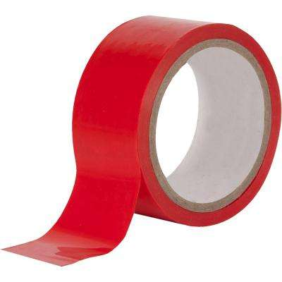 1-7/8 in. x 100 ft. x 0.005 in. Red Seam Guard Underlayment Tape Roll