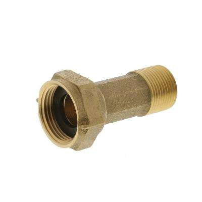 3/4 in. MPT Water Meter Coupling