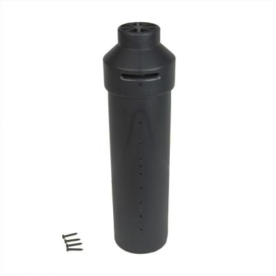 Perma-Boot Pipe Boot Repair for 2 in  I D  Vent Pipe Black Color-PBR