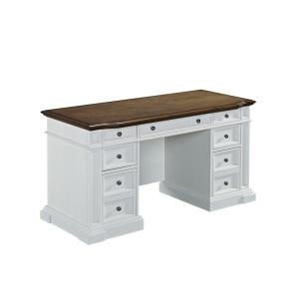 Internet #300912514. Home Styles Americana White Desk ...