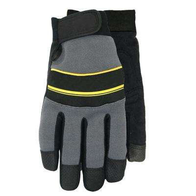 Thinsulate Lined Synthetic Leather Palm