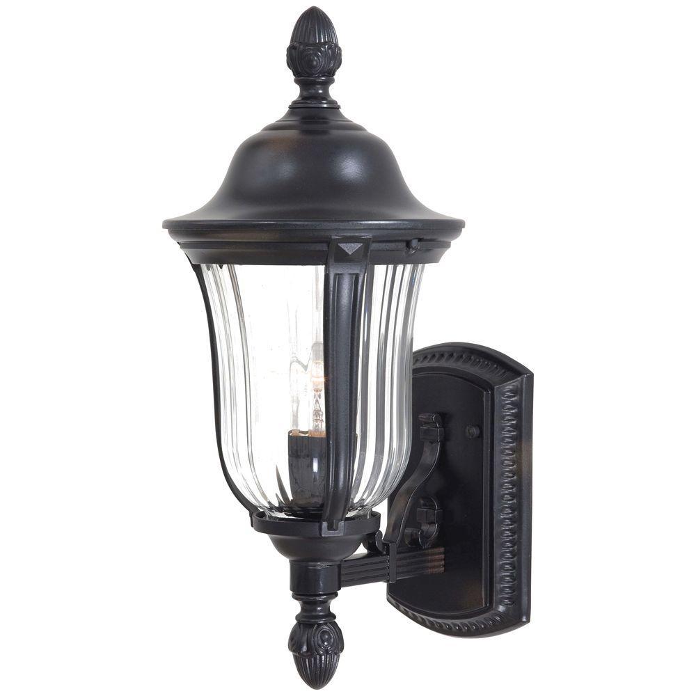 Morgan Park 1-Light Heritage Outdoor Wall Mount Lantern