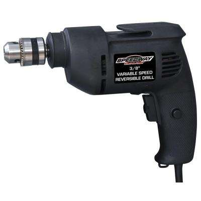 120-Volt 3/8 in. Variable Speed Reversible Drill